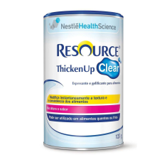 RESOURCE® ThickenUp Clear Pó - Sem sabor - Lata 125g