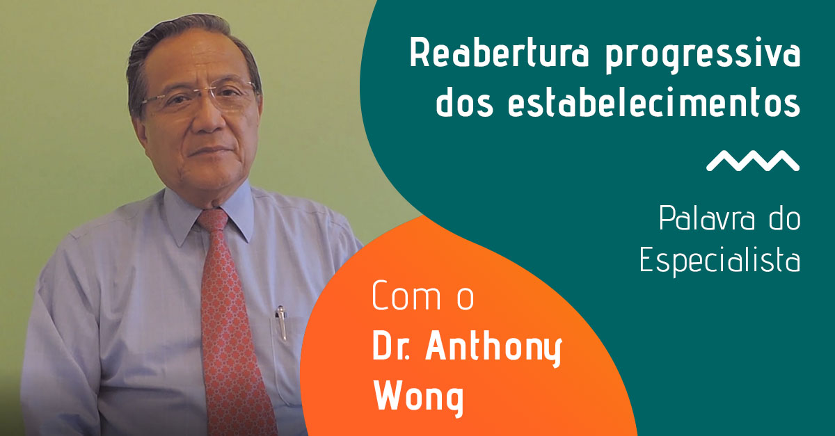 Professor Dr. Anthony Wong, coronavírus, covid-19 | Suprevida