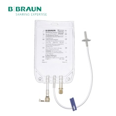 Bolsa para Mistura Parenteral MIX BAG 250 ML - ESTÉRIL - B Braun